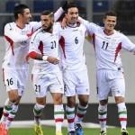 عکسهای بازی ایران و شیلی