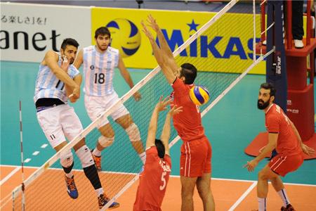 والیبال-ایران-و-آرژانتن
